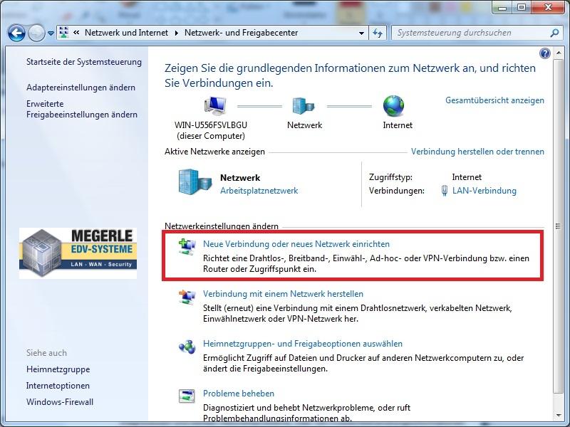 Neues Netzwerk Einrichten : windows netzwerk vpn verbindung einrichten unter windows ~ Watch28wear.com Haus und Dekorationen